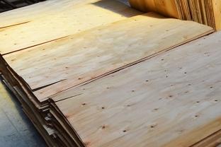 君利木业胶合板木皮原料