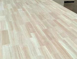 橡胶木皮胶合板